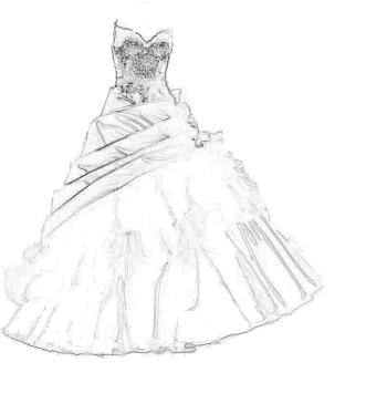 plesové šaty kolekce Yvettey stříbrné